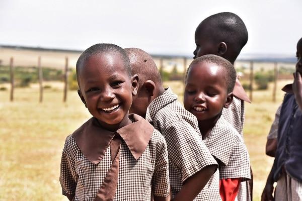 """Kenia: Schule für Maasai Kinder gefördert durch die """" I See Maasai Development Initiative"""""""