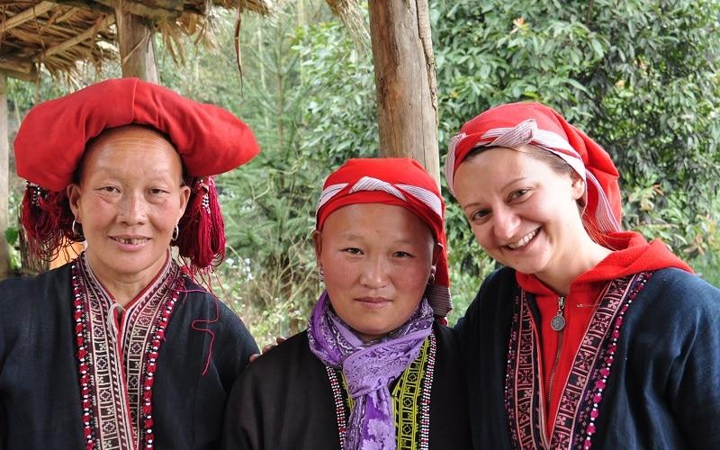 Vietnam: Homestay & Trekking mit Sapa O'Chau