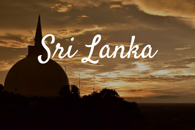 Sri Lanka - Impressionen