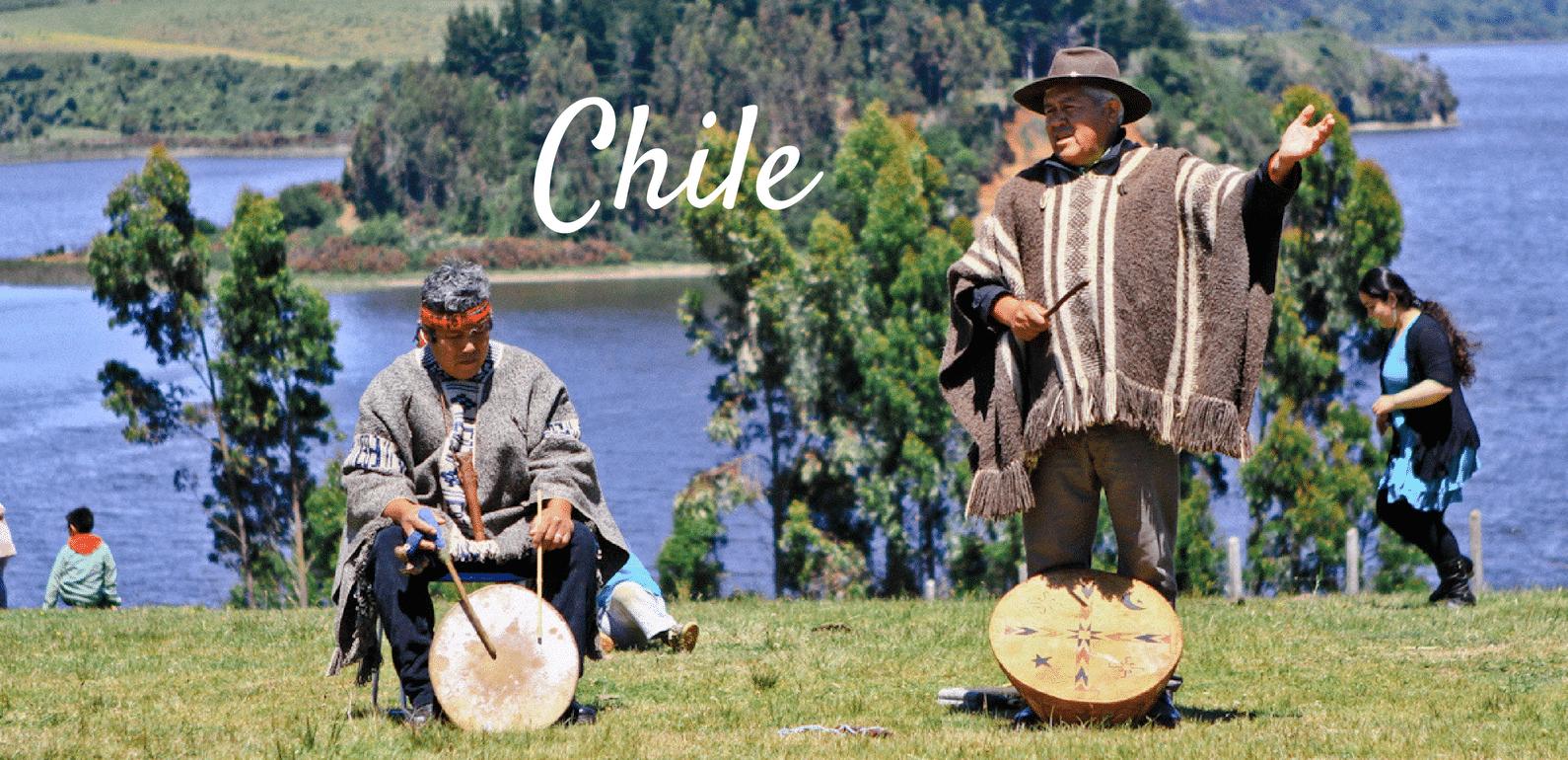 Araukanien in Chile - Land der Mapuche