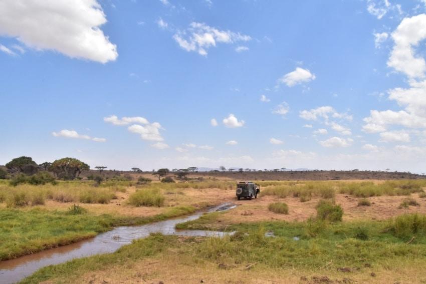 Samburu Jeep Safari