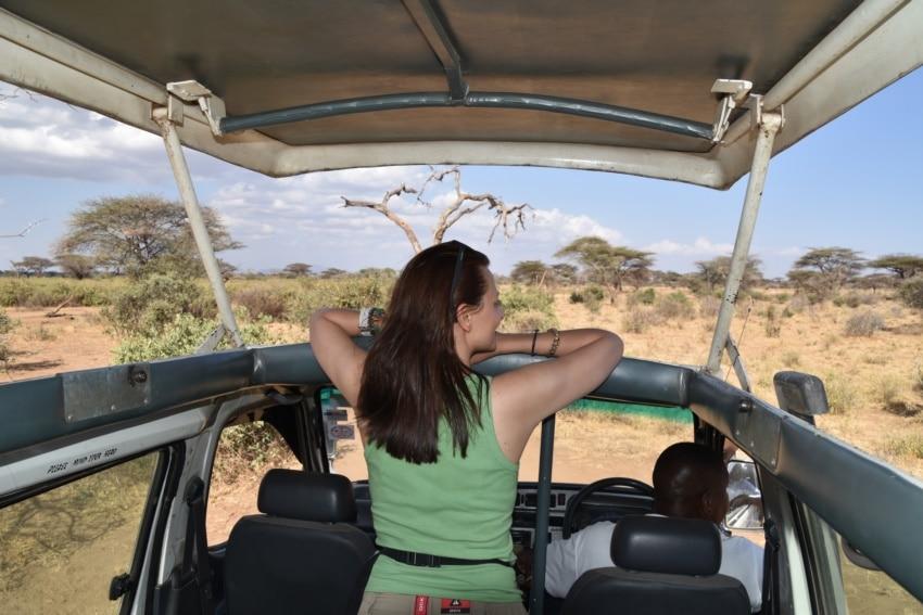 Safari Minibus