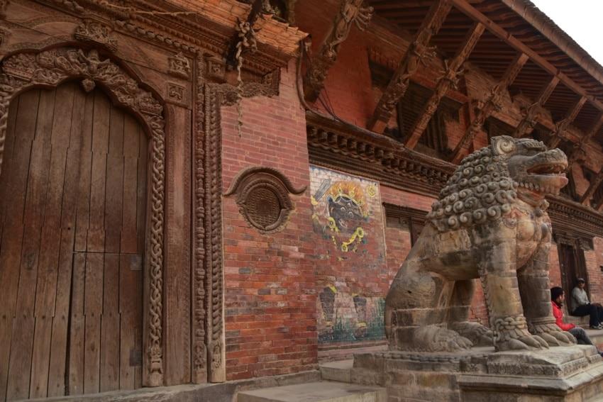 Palast von Patan