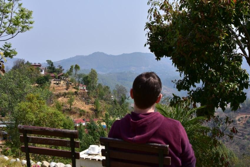 Entspannen in Balthali