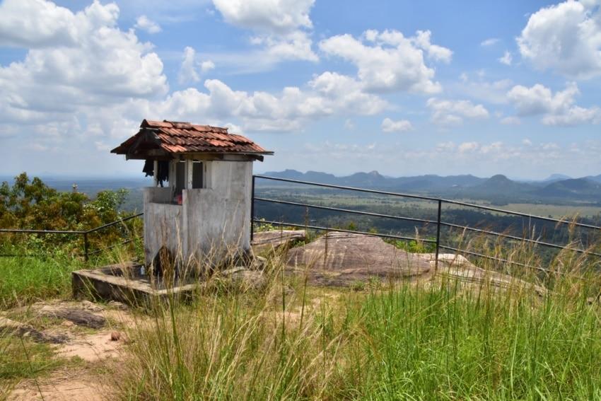 Ausblick von Kudumbimalai