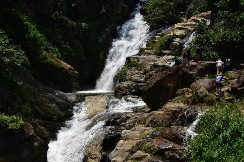 Ravana Wasserfälle in Ella
