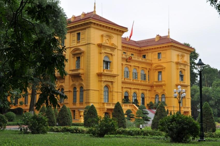 Ho Chi Minh Palast