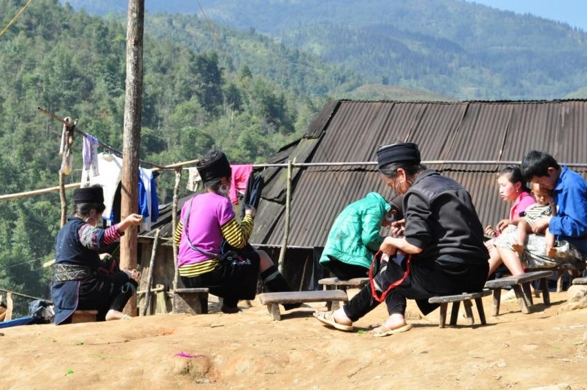 Hmong Dorf