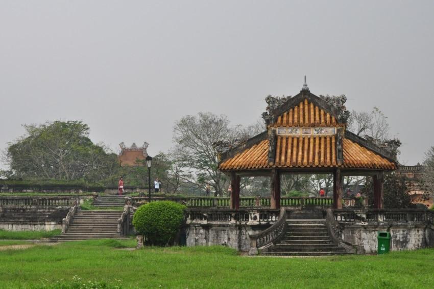 Die ehemalige Verbotene Stadt Hues