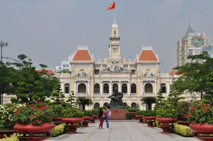 Rathaus von Saigon