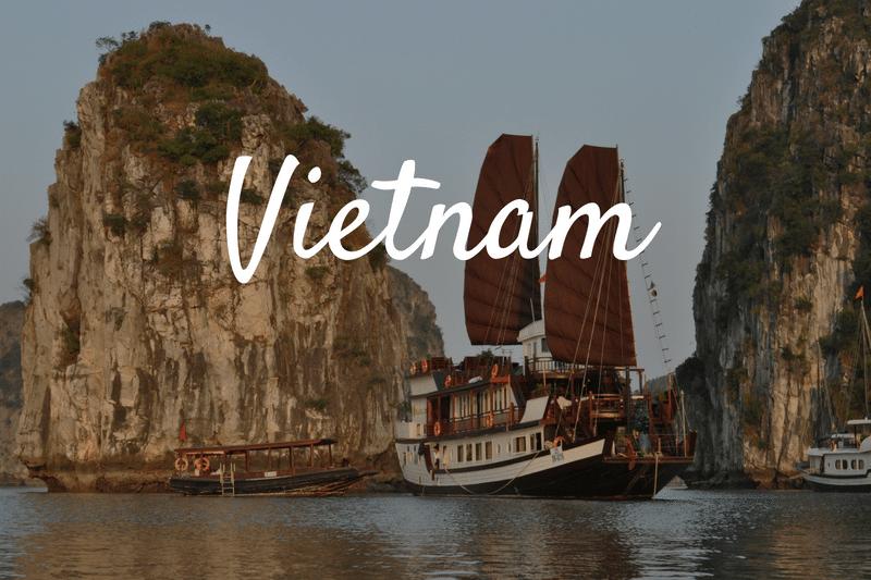 Vietnam Impressionen